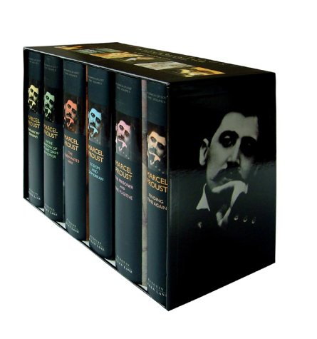 9780140910001: In Search of Lost Time (6 Volume Set)