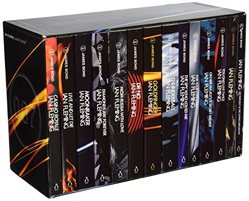 9780140910018: James Bond 007 Giftset