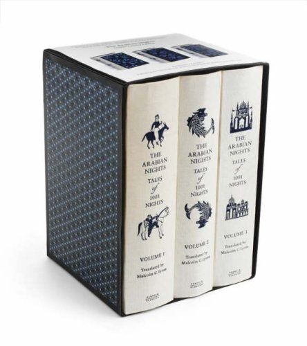 9780140911664: Arabian Nights 3 Volume Gift Set,The: Tales Of 1001 Nights