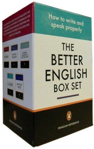 9780140911893: The Better English Box Set