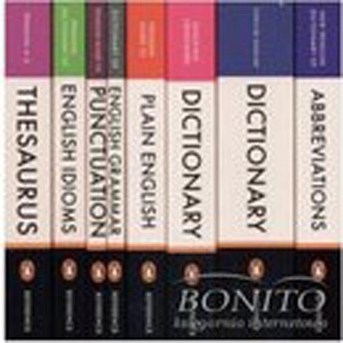 9780140912210: The Penguin Complete Reference Collection: Contains: Dictionary of English Grammar / Penguin Guide to Punctuation / Penguin Dictionary of English ... English Dictionary / Penguin A-Z Thesaurus