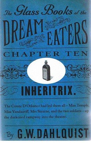 9780140912227: Glass Books Dream Eaters Dahlquist