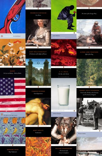 9780140912388: The Penguin Classics Complete Library:  A collection of more than 1300 of the greatest Classics from Homer to present day