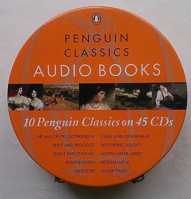 9780140912395: Penguin Classics Audio Books : 10 Penguin Classics on 45 CDs