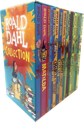 9780140915402: The Roald Dahl Collection: BCA 16 Book Set