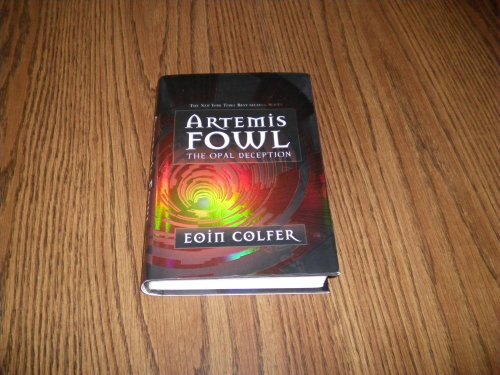9780140918977: Artemis Fowl. The Opal Deception