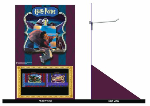 9780140921816: Harry Potter: Hanging Pop-Up Counterpack (12 Copy + 1 Free) (Harry Potter)