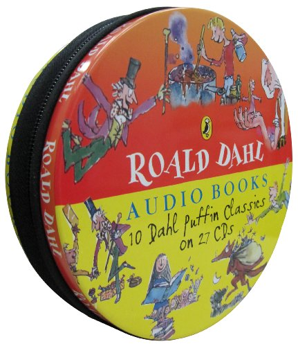 9780140922554: Gsx: Dahl 10 Copy Audio Set in Zipped Tin (Tbp)