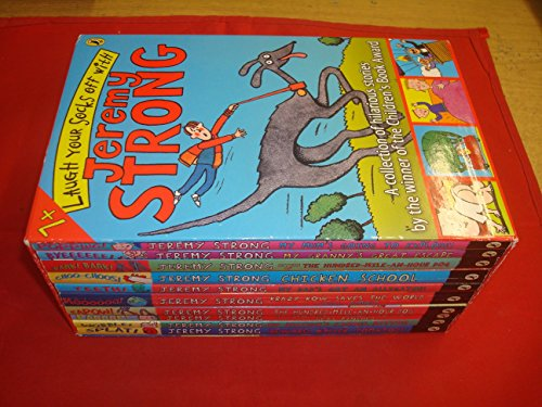 9780140924749: Laugh Your Socks Off With Jeremy Strong