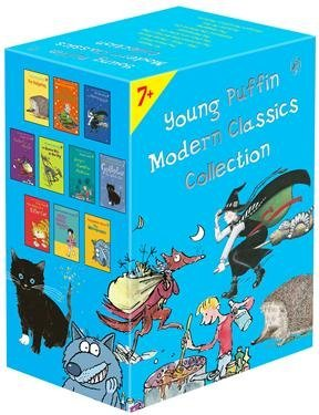 9780140925647: Young Puffin Modern Classics X10 Slipcas