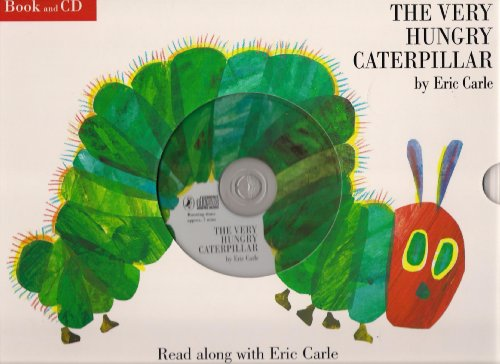 9780140926293: The Very Hungry Caterpillar Book & CD