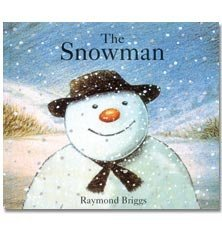 9780140926309: The Snowman Book and Cd