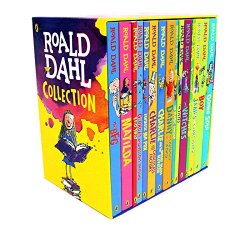 9780140926521: Roald Dahl Complete Collection [Paperback] by
