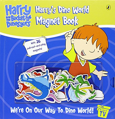 9780140926880: Harry & His Bucket Full of Dinos Set X 3 (Harry & His Dinosaurs)