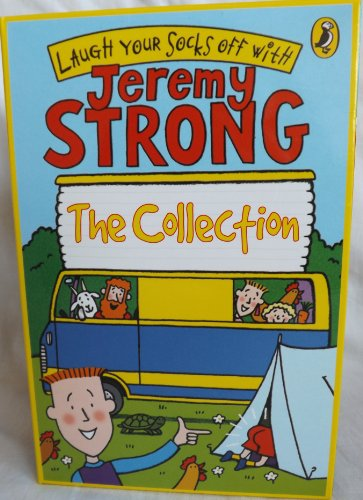 9780140927559: Laugh your Socks off with Jeremy Strong: The Collection