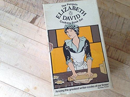 9780140950106: The Penguin Elizabeth David cookery book set.