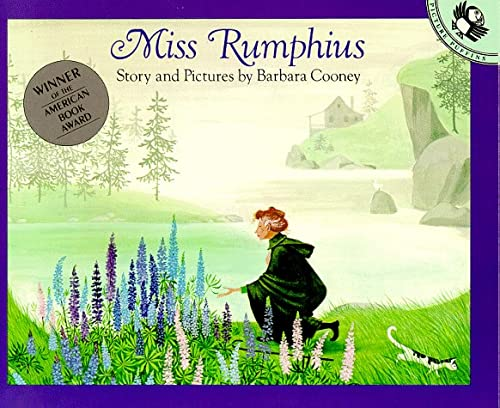 9780140950267: Miss Rumphius (Puffin Storytapes)