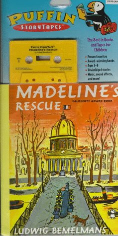 9780140951226: Madeline's Rescue (Puffin Storytapes)