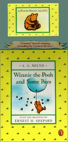 9780140954500: Winnie-the-Pooh and Some Bees Book and Tape