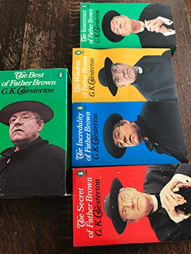 9780140954968: Father Brown gift pack