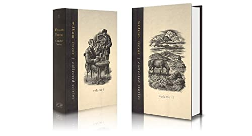 9780140957860: William Trevor Collected Stories Two Volumes Boxed Set