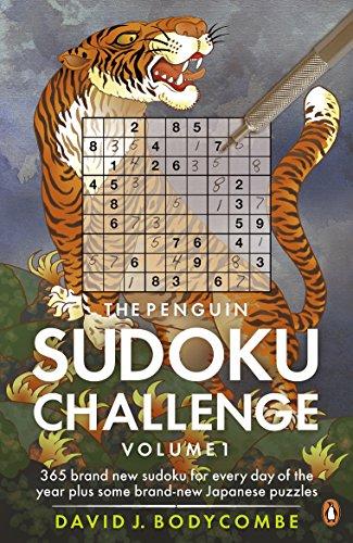 9780140958355: The Penguin Sudoku Challenge: Volume 1