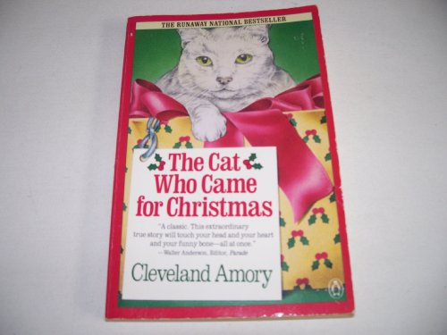 THE CAT WHO CAME FOR CHRISTMAS. Illustrations by Edith Allard.