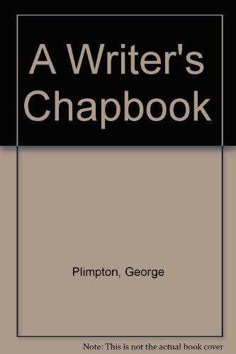 9780140997149: DN Writer's Chapbook