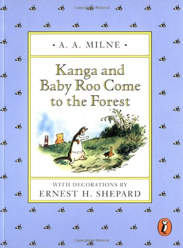 9780140999990: Kanga and Baby Roo Come to the Forest storytape: A Pooh Read-Along