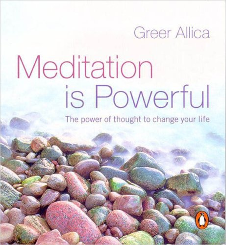 9780141000541: Meditation is Powerful: The Power of Thought to Change Your Life