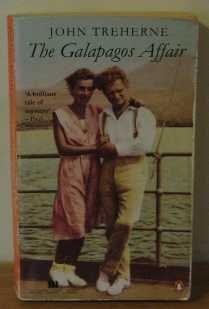 9780141001302: The Galapagos Affair