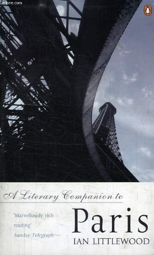 9780141001395: A Literary Companion to Paris (Penguin Travel Guides)