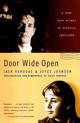 9780141001876: Door Wide Open: A Beat Love Affair in Letters, 1957-1958