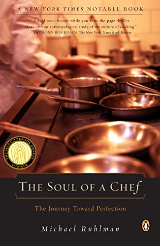 9780141001890: The Soul of a Chef: The Journey Toward Perfection