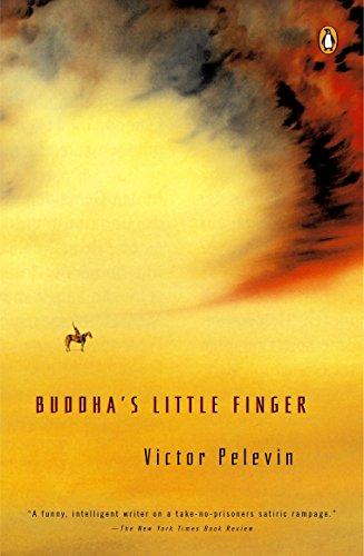 9780141002323: Buddha's Little Finger