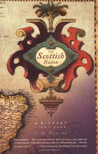 9780141002347: The Scottish Nation: A History, 1700-2000