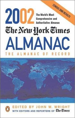 9780141002354: The New York Times Almanac 2002