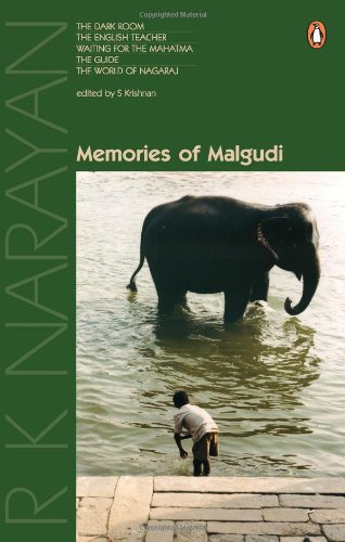 9780141002453: Memories of Malgudi: The Dark Room;the English Teacher;Waiting For the Mahatma;the Guide;the World of Nagaraj