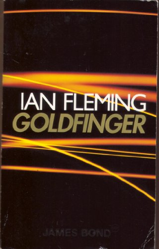 Beispielbild für Goldfinger zum Verkauf von SecondSale