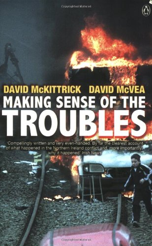 9780141003054: Making Sense of the Troubles: A History of the Northern Ireland Conflict