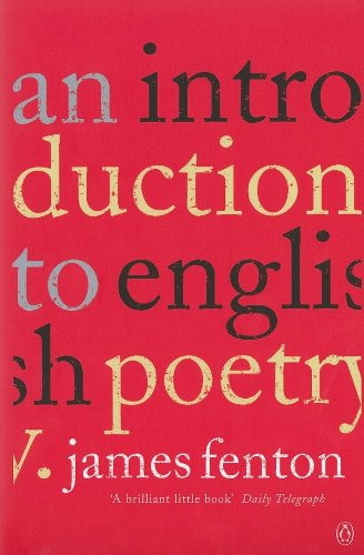 9780141004396: An Introduction to English Poetry