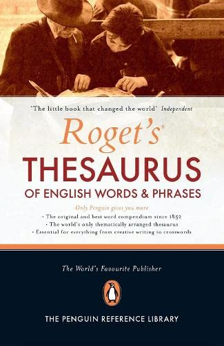 9780141004426: Roget's Thesaurus of English Words and Phrases