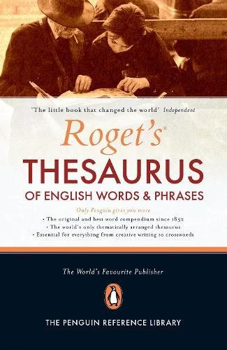 9780141004426: Rogets Thesaurus of English Words and Phrases 150th Anniversary E