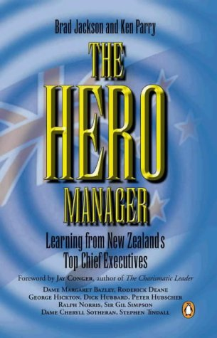 9780141004730: The Hero Manager: Learning from New Zealand's Top Chief Executives