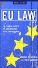 9780141005607: EU Law: the Essential Guide to the Legal Workings of the European Union