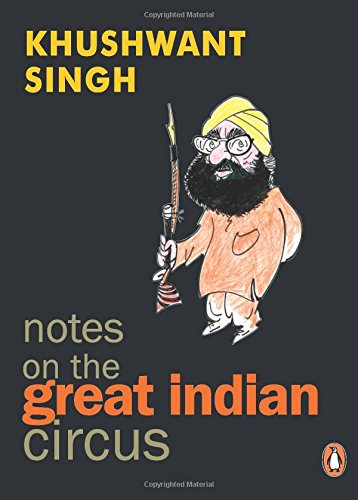 9780141005768: Notes on the Great Indian Circus