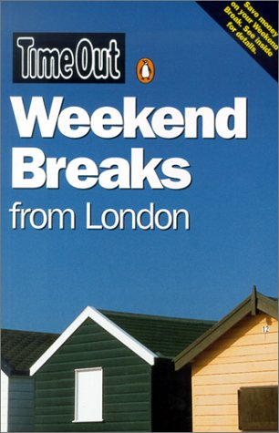 9780141005829: Time Out Weekend Brks London 2 (Time Out Book Of...)