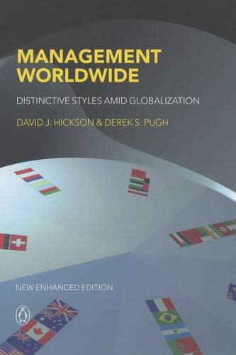 9780141006031: Management Worldwide: Distinctive Styles Among Globalization (Penguin Business)
