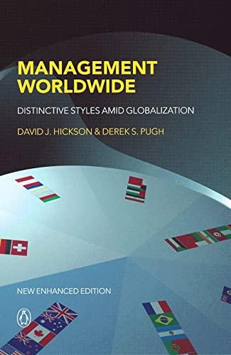 9780141006031: Management Worldwide: Distinctive Styles Among Globalization (Penguin Business)