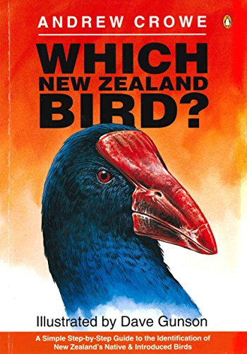 9780141006352: Which New Zealand Bird?: A Simple Step-by-Step Guide to the Identification of New Zealand's Native and Introduced Birds